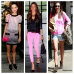 Give Girly Neon Pink an Edgy Twist: Three Stylish Looks Teach Us How to Wear Neon
