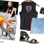 New Summer Uniform–Inspired by Karlie Kloss