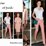 Master Color Pink: From Blazer to Pants and Dress