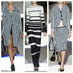 Fresh From The Runway: Stripe, Stripe, Stripe