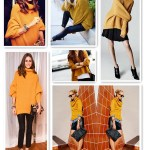 Fall Essential: Chunky Knit in Mustard Yellow