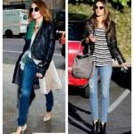 Leather Jacket Styles: Laid-back Chic