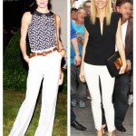 Back to Basics: Timeless White Pants (Part IV)