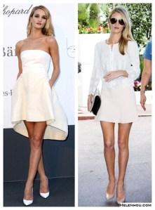 Back to Basics: Timeless White Dresses (Part VI)