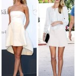 Back to Basics: Timeless White Dresses (Part VI)