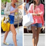 Summer Shorts: Classic Denim & Splash of Color (Part I)