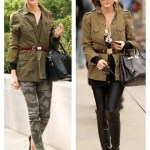 Military Chic: Army Jacket