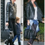 Leather Jacket, Four Ways