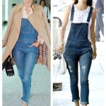 Wear Now and Later: Denim Overalls