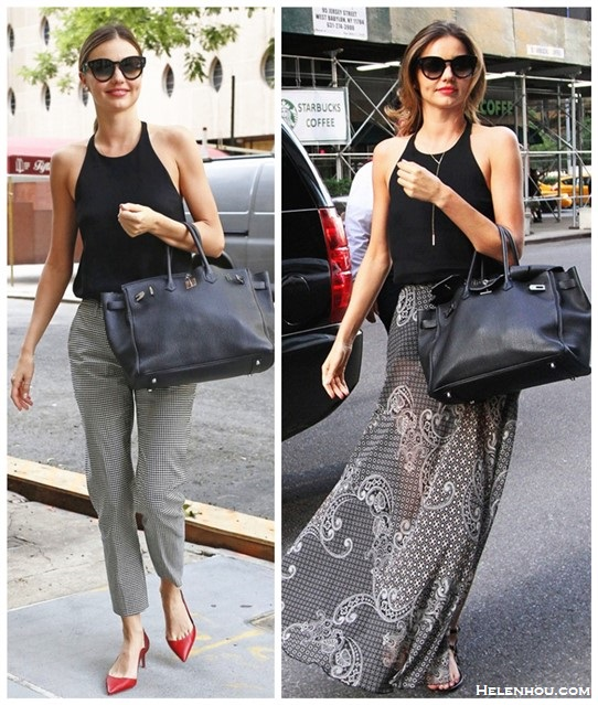 Celebrity street style 2014; models off duty looks; how to dress from desk to dinner;