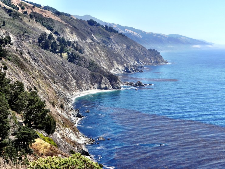 California Road Trip Itinerary - Pacific Coast Highway PCH