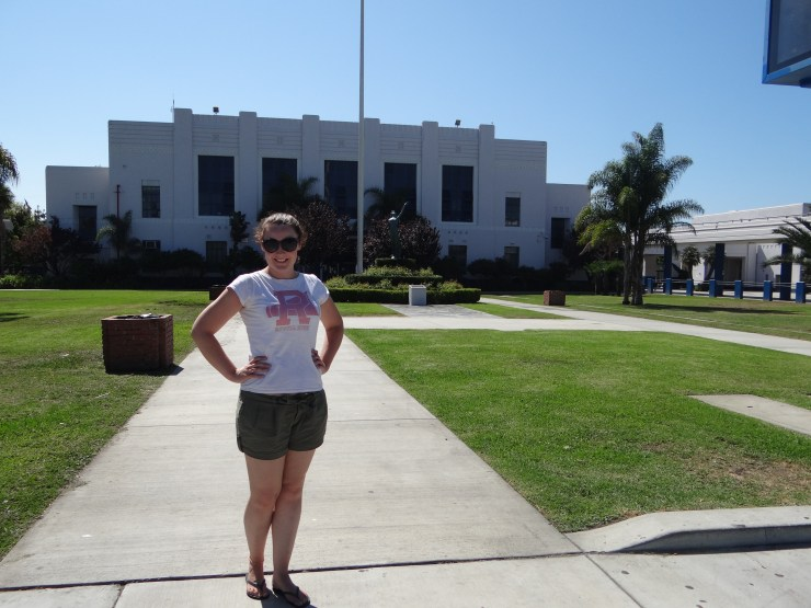 California Road Trip Itinerary - Rydell High School Venice Beach