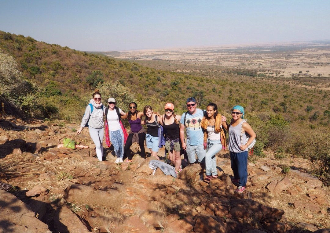 Small Group Africa Tour