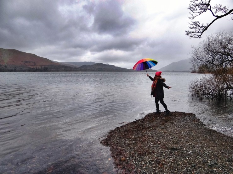 Derwent Water - The Lake District