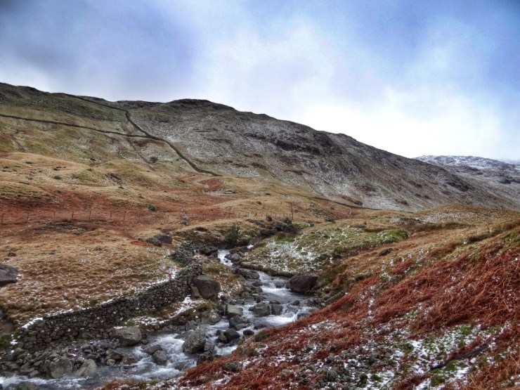 Honister Pass - The Lake District