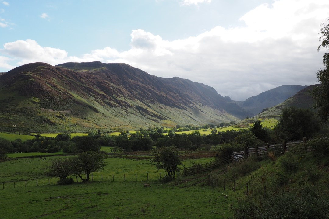 Newlands Valley - The Lake District