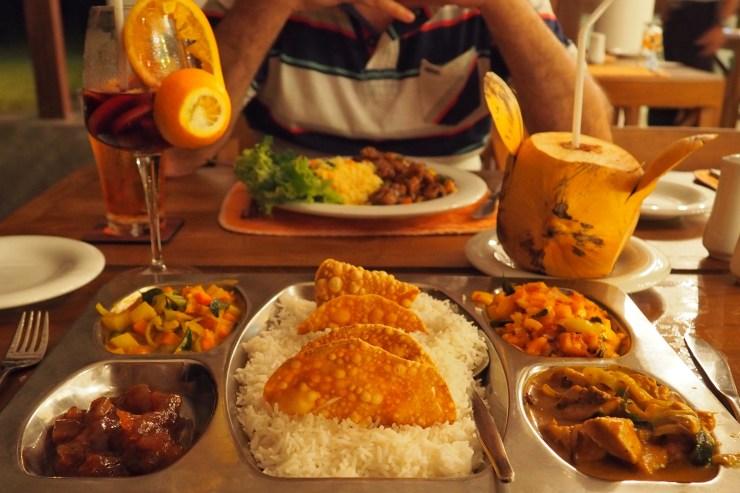 Amazing Sri Lankan Food