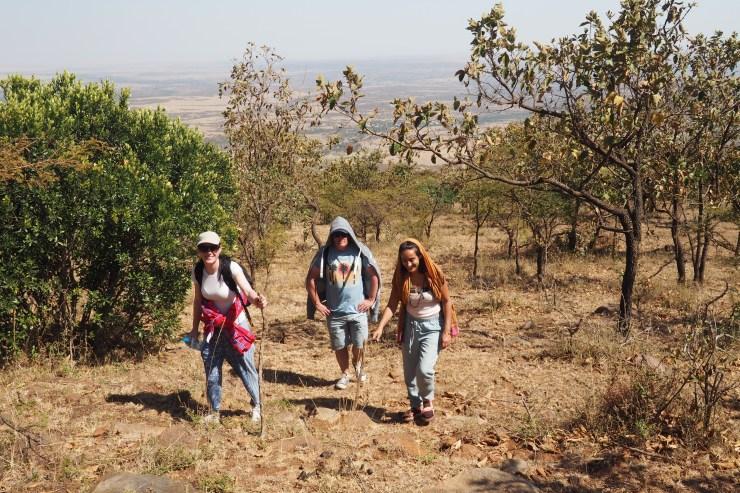 Masai Mara Hike