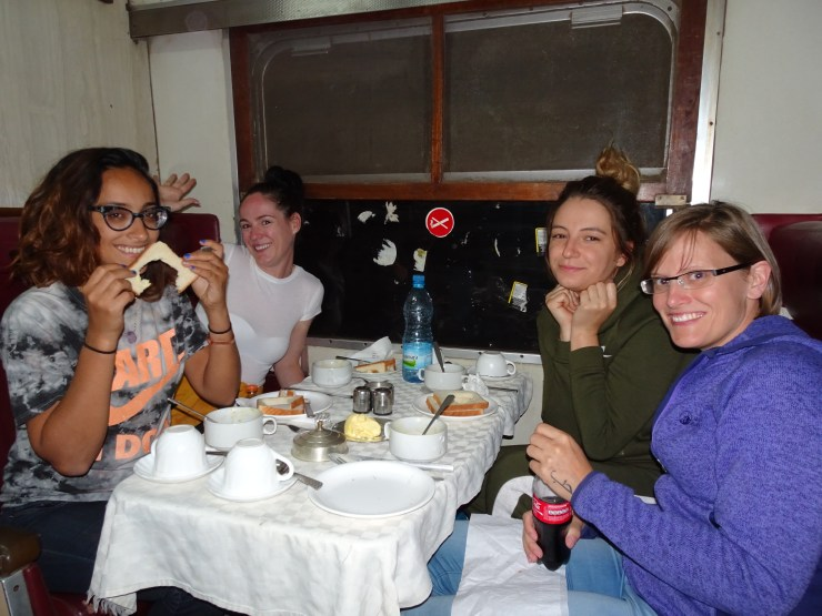 Nairobi to Mombasa Train