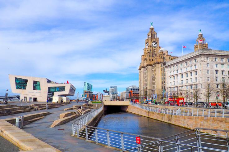 The Pier Head Liverpool