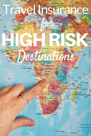 How to Buy Travel Insurance for the DRC and other High Risk Destinations