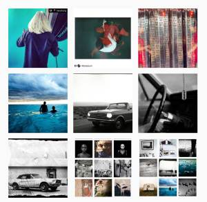 HJF Gallery/Instagram montage