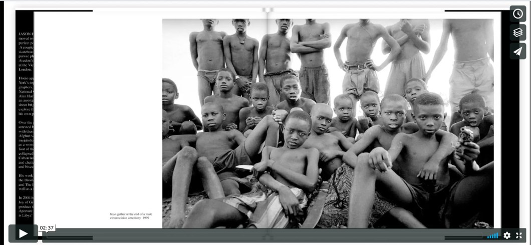 Makasutu Jason Florio - flip through the book on Vimeo. Award-winning black and white portraits, The Gambia, West Africa