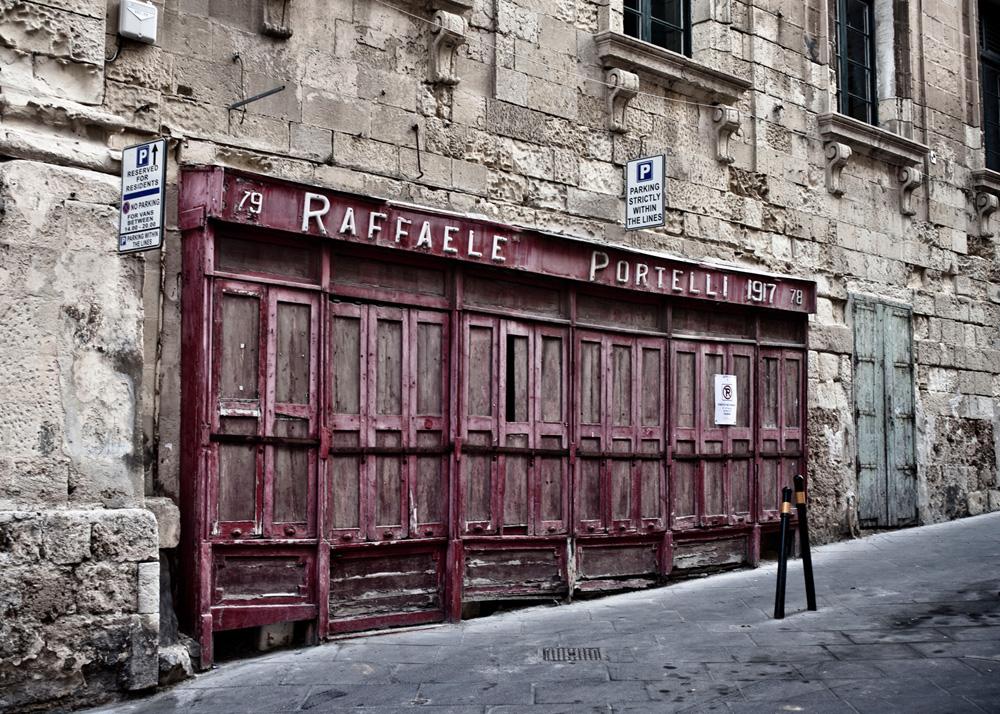 """""""Wabi-sabi doors and facades of Malta © Helen Jones-Florio"""