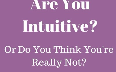 Are You Intuitive?