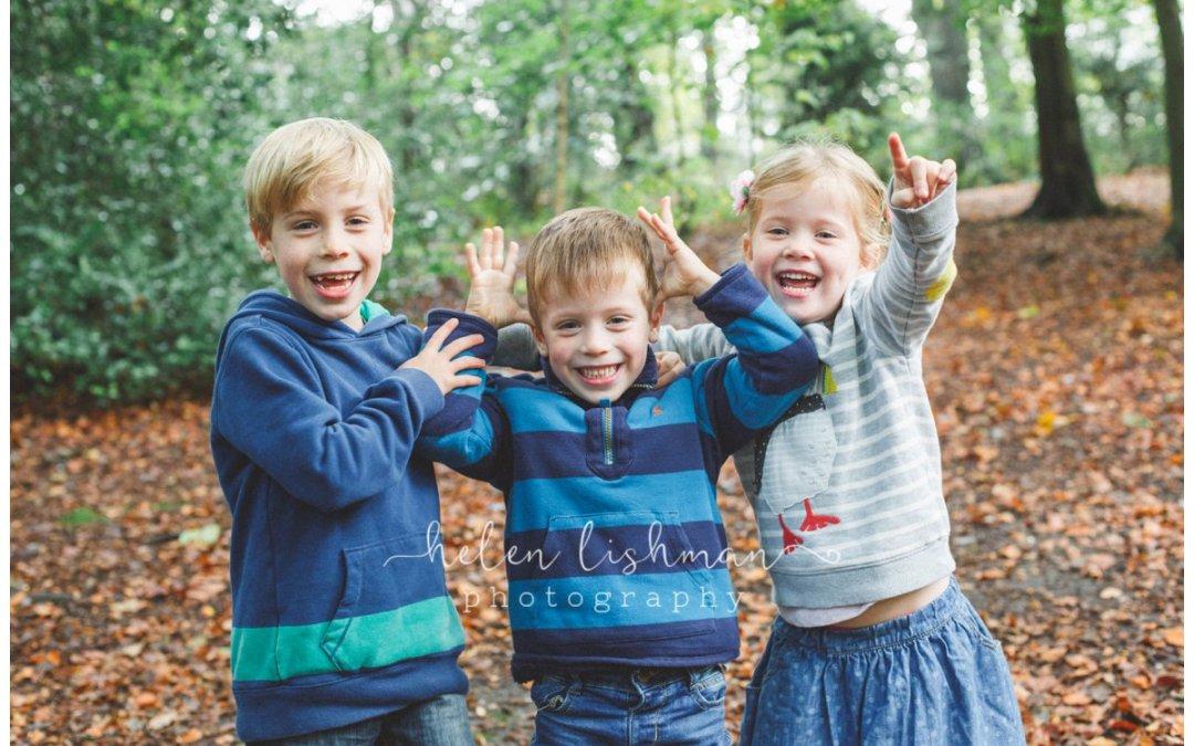 Harrogate Children's Photo Shoot
