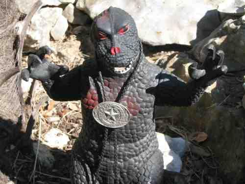 Godzilla Bolo