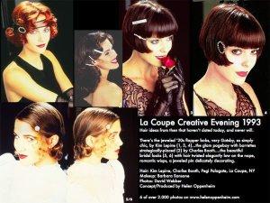 La Coupe Creative Evening 1993 - 20s Gatsby Modern