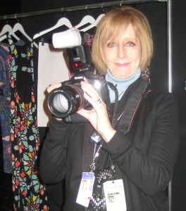 Photographing Fashion Week Backstage - 2013