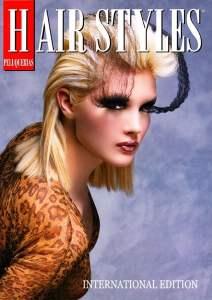 Peluquerias Magazine Cover - 2007