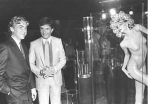 Mr. V idal Sassoon Photo Not Seen Since – 1981