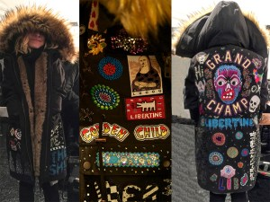 Fab Coat, Cold Day @NYFW – 2016