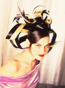 Hair Inspired by My Fair Lady Big Hat – 2016