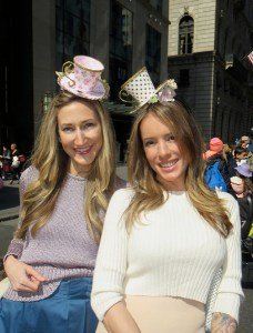 Teacup Fascinators @ Easter Parade - 2016
