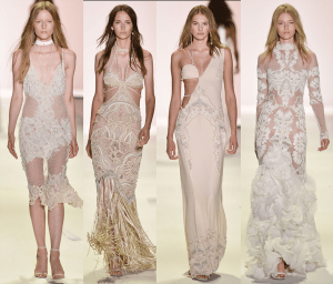 Jonathan Simkhai's Spectacular Statement Gowns – 2017