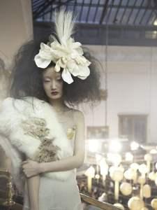 Dreamy '20s-Inpsired Geisha Bride – 2011