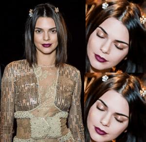 Kendall Jenner Beauty @ La Perla NYFW Fall - 2017
