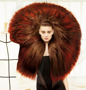 Peter Gray Hair Fantasy for L'Oreal - 2012