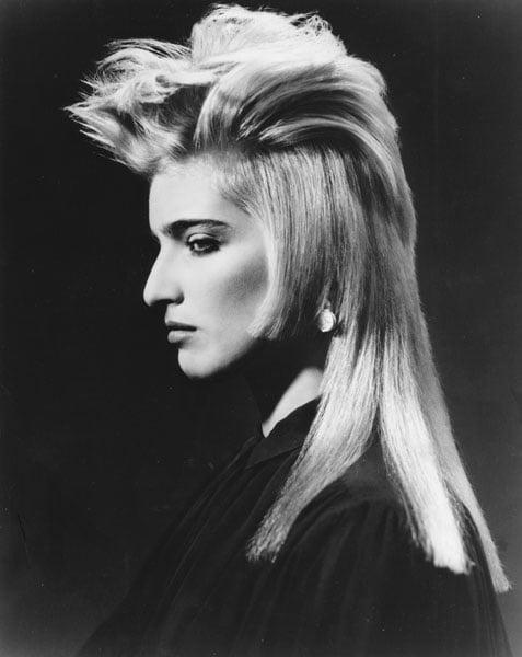 '80s Sahag Said Longer Hair Will Return – 1985