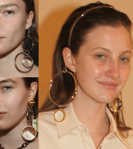 Orb Earrings @ Linder NYFW – 2018