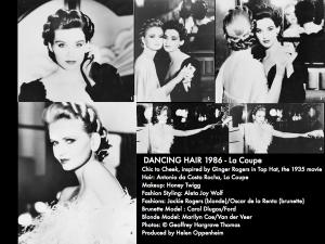 Chic To Cheek Dancing Hair - 1986