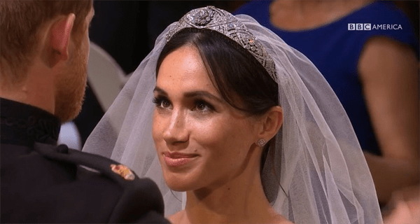 That Messy Meghan Markle Hair – 2018
