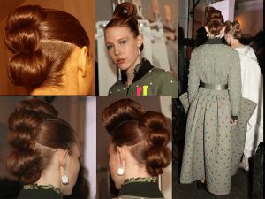 Sculptured Hair Coils @ NYFW - 2019