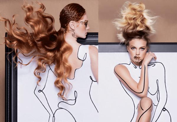 Hair Art Comes To Life for NAHA - 2021