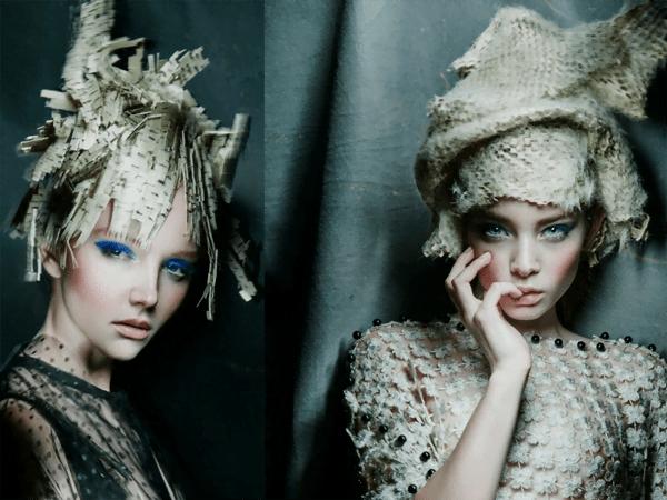 Hair As Fabric by Silas Tsang for NAHA -2021