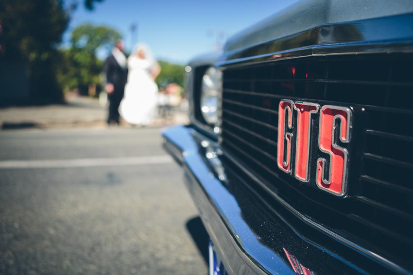 Holden Monaro Wedding Car